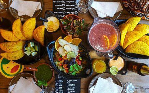 Lunitas Empanadas Restaurant Familienfeiern, Firmenfeiern